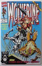 Wolverine #45 (Sep 1991, Marvel)