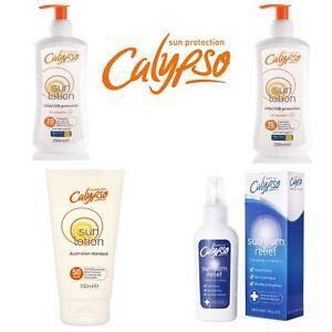 Calypso-Sun-Burn-Relief-SPF-15-20-50-Lotion-Full-Range
