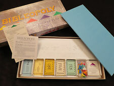 Bibleopoly Board Game of Fun & Faith Cards Rules Complete set Excellent Monopoly