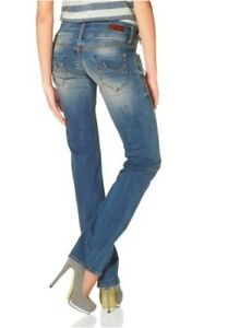 Details zu LTB Jonquil Damen Jeans, Slim Straight, Mid Rise, W28,29,31 L34