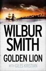 Golden Lion by Wilbur Smith (Hardback, 2015)