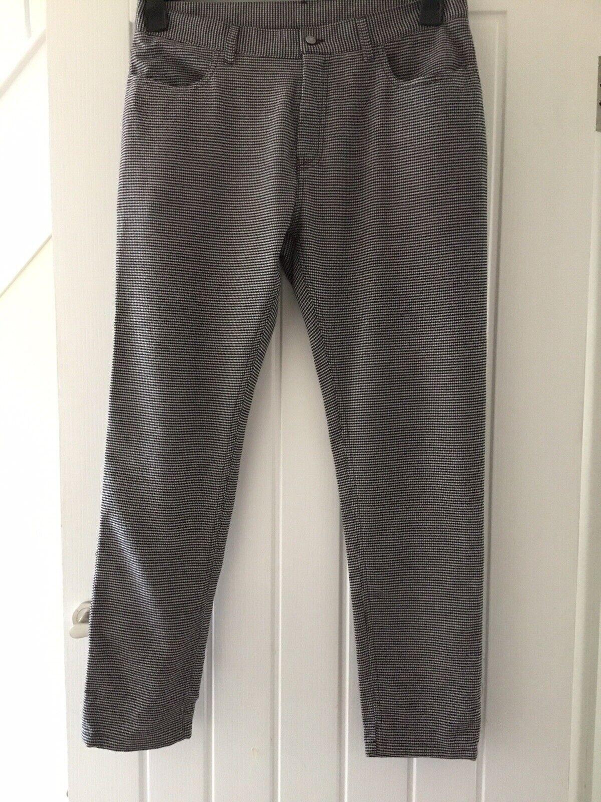 Zara Mens Trousers Size 34, New