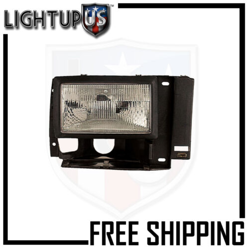 Headlights Headlamps Right Only for 89-94 Ford Explorer Ranger Bronco