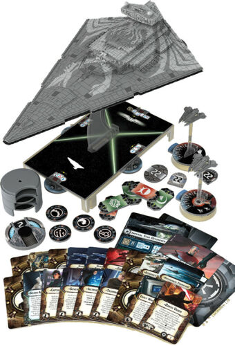 Chimaera Expansion Pack Imperial Star Destroyer ISD Thrawn Star Wars Armada