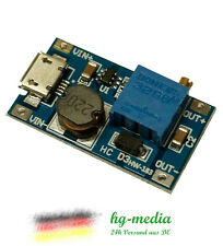 1//2//5//10PCS MT3608 DC-DC Step Up Wandler Leistungsmodul Booster Module 2V-24V 2A