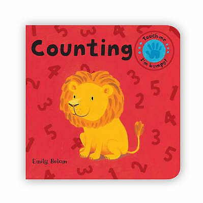 , EMBOSSED BOARD BOOKS: Counting (Bumpy Books), Very Good Book