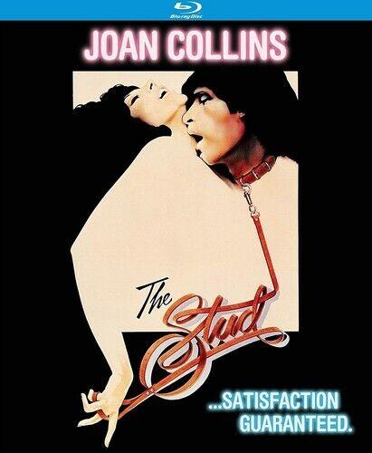 The Stud (1978 Joan Collins) BLU-RAY NEW