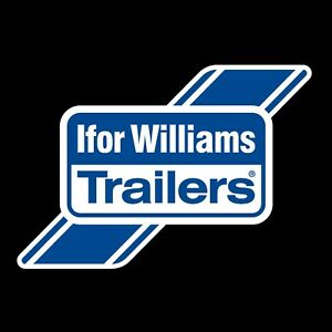 Ifor Williams Trailers Logo Sticker Autocollant Vinyle Imprimé-voiture Remorque-afficher Le Titre D'origine CéLèBre Pour Des MatéRiaux SéLectionnéS, Des Conceptions Originales, Des Couleurs DéLicieuses Et Une Finition RaffinéE