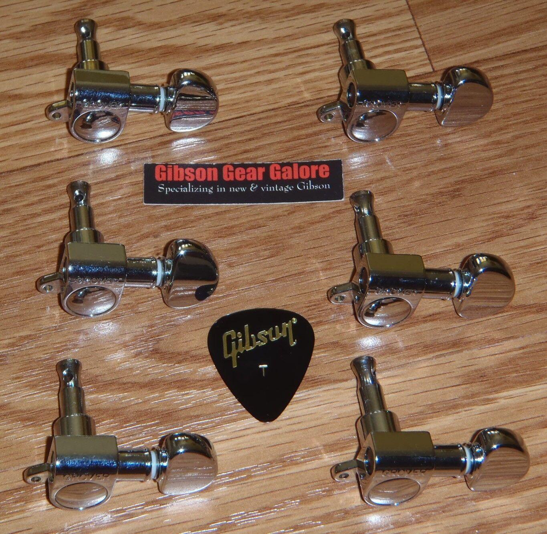 Gibson Gibson Gibson Explorer Sintonizador Grover Conjunto Mini En línea Peg Firebird Guitar Parts Tuning V  El nuevo outlet de marcas online.