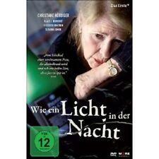 WIE EIN LICHT IN DER NACHT  DVD++++++ CHRISTIANE HÖRBIGER TV DRAMA++++++ NEU