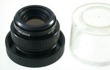 LEICA Leitz Photar 4,5/80 80 80mm f4,5 4,5 Lupenobjektiv loupe lens Micro makro
