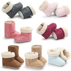 Baby-Soft-Crib-Sole-Warm-Snow-Boots-Toddler-Newborn-Grils-Boys-Anti-slip-Shoes