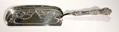 Trianon Pierced by Dominick /& Haff Sterling Silver Butter Spreader Lrg FH 6 12