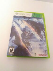 Metal-Gear-Rising-Xbox-360-Complete-Tested-amp-Fast-Shipping-Former-Rental