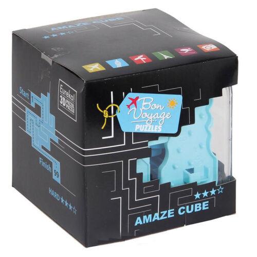 Eureka 3D Amaze Cube Puzzle