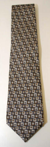 AUTHENTIC GUCCI MENS TIE 100% SILK MADE IN ITALY