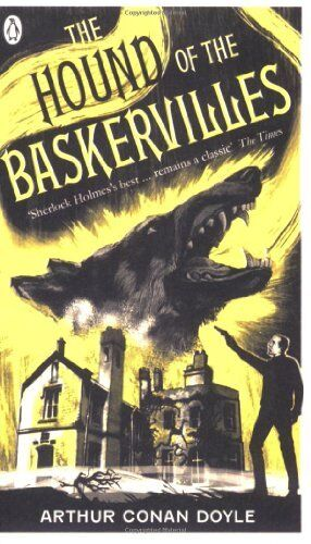 1 of 1 - The Hound of the Baskervilles (Penguin Classics) By Arthur Cona .9780141034324
