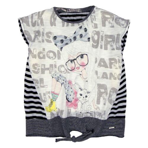 Shirt zum Binden Neu 104 116 122 140 37260 Bondi Mädchen Tshirt T