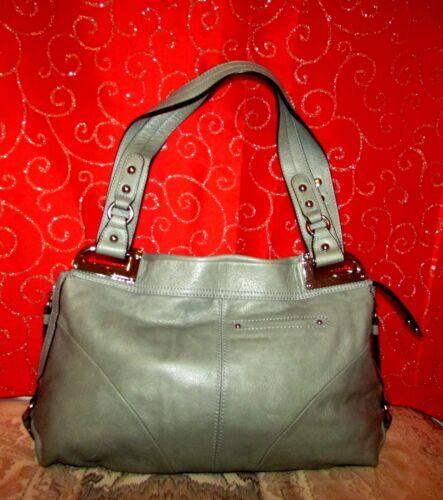 Seitentaschen Makowsky X16 Grᄄᄍner tasche Leder Reiverschluss B 12 Mit 5l 25h Weiche 7FxqnZ0