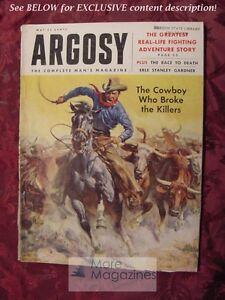 ARGOSY-May-1955-FRED-GIPSON-ROALD-AMUNDSEN-ROBERT-SCOTT