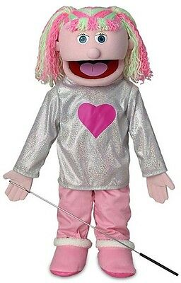 """25"""" PRO PUPPETS / FULL BODY GIRL PUPPET , KIMMIE"""