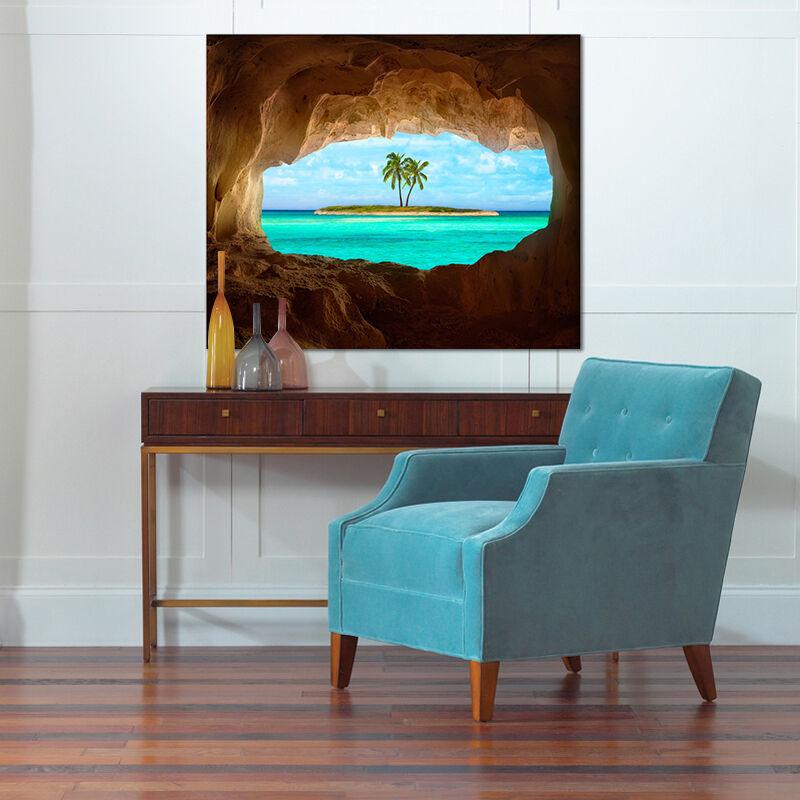 3D Meer, Höhle 356 Fototapeten Wandbild BildTapete Familie AJSTORE DE