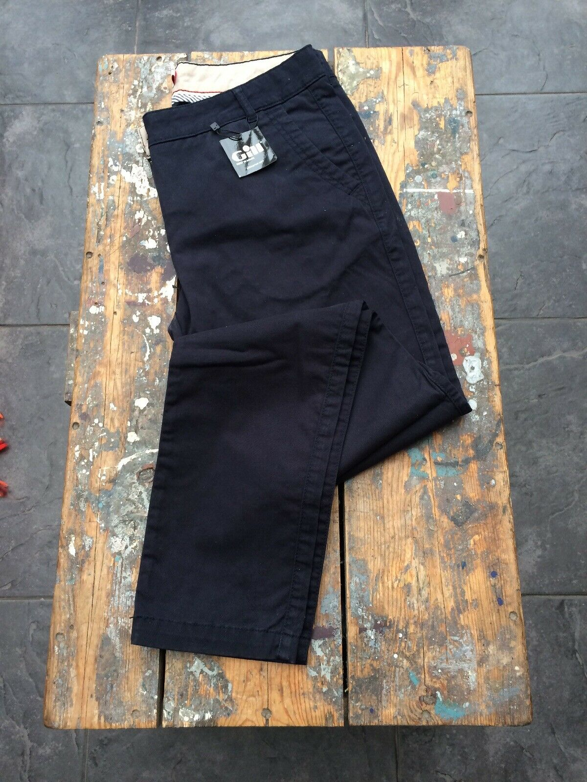 Gill Yachting Ladies Crew Trousers Size 12