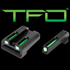 New Truglo TFO Tritium/Fiber-Optic Day/Night Sights Springfield Armory XD Set