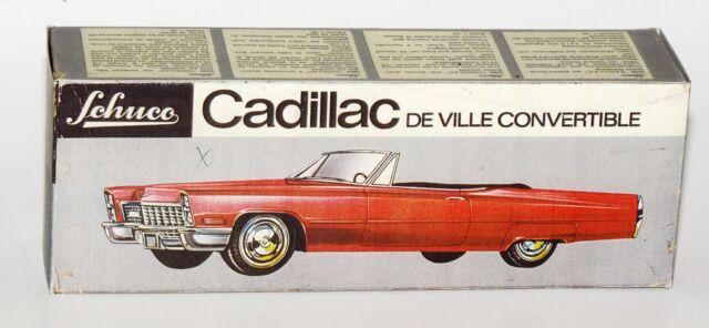 schuco cadillac de ville convertible nr. 5505 günstig kaufen | ebay