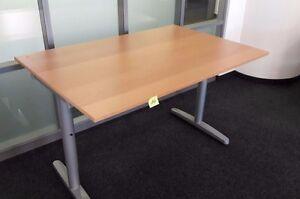 Ikea Schreibtisch Galant ikea schreibtisch galant 120 x 80 cm t beine buche ebay