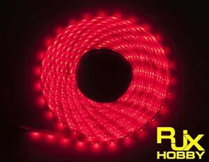 RJX-Night-Flight-LED-Wire-1M-Red-for-FPV-For-RC-Airplane-Helicopter-Drones