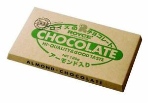Royce Chocolate Bar Almond Ebay