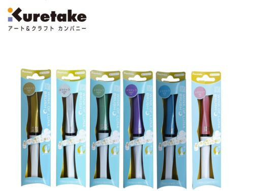 Kuretake Zig Memory System Wink of Luna Brush Pen Choose from 6 Color DBB190
