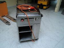 GRIDDLEPLATTE   ,Grillplatte ,Grill   gebraucht von Küppersbusch 60 x 85 cm