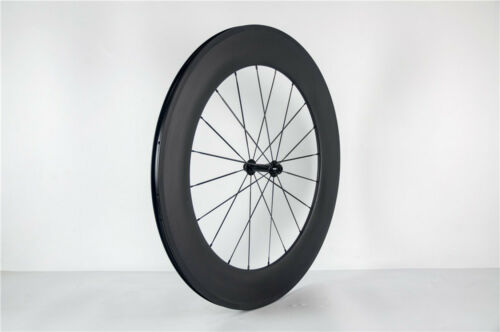 700C 88mm Clincher Carbon Wheelset Bicycle wheels Heavy Riders Carbon Bike Wheel