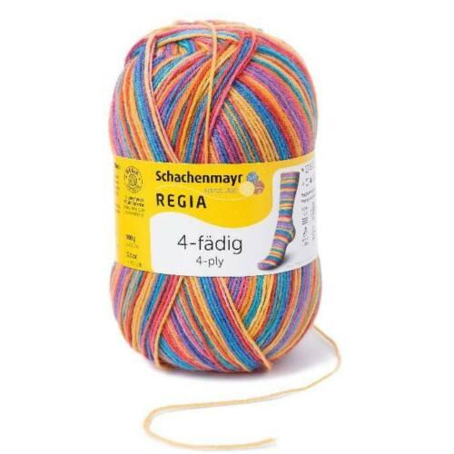 Regia 4 capas color 100gm