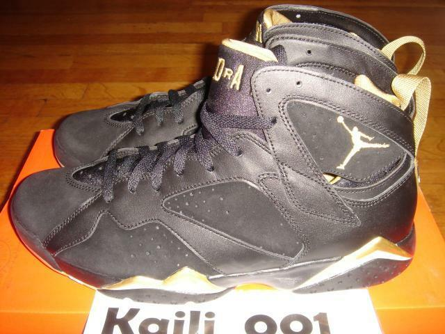 check out 40744 34413 Nike Air Jordan 7 Retro Retro Retro Size 12 Gmp OLYMPIC Bordeaux VII BIN OG  Raptor