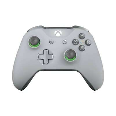 Xbox Wireless Controller - Grey and Green