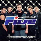 Invincible by 5ive (CD, Jan-2000, BMG (distributor))