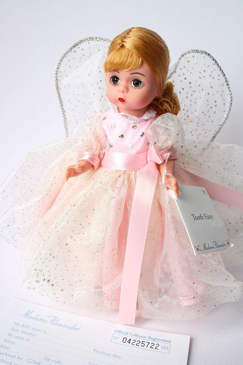 Madame Alexander Tooth Fairy Doll  21550