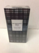 Burberry Brit * by BURBERRY * Cologne for Men * 3.3 oz * EDT * 100ml NIB Sealed