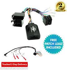 Lenkrad Lenksäulenhebel Interface Adapter Kabel CTSFA004 For FIAT 500, Punto