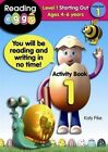 Starting Out - Activity Book 1 By Katy Pike.