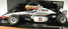 MINICHAMPS - F1 McLAREN Mercedes MP 4-12 - M. Hakkinen - EDITION - 1:43 no. 16