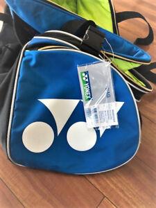 NEW-YONEX-BADMINTON-TENNIS-PRO-TOURNAMENT-RACKET-BAG-BLUE-COLOUR