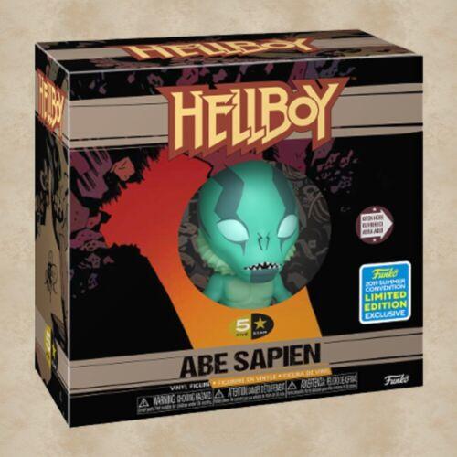 Funko 5 Star Abe Sapien SDCC Exclusive Hellboy