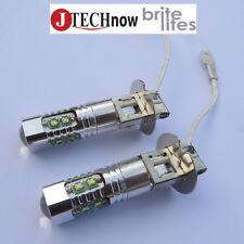 Jtech H3 Type 70W High Power SMD LED Fog/DRL Bulb  Xenon White Light