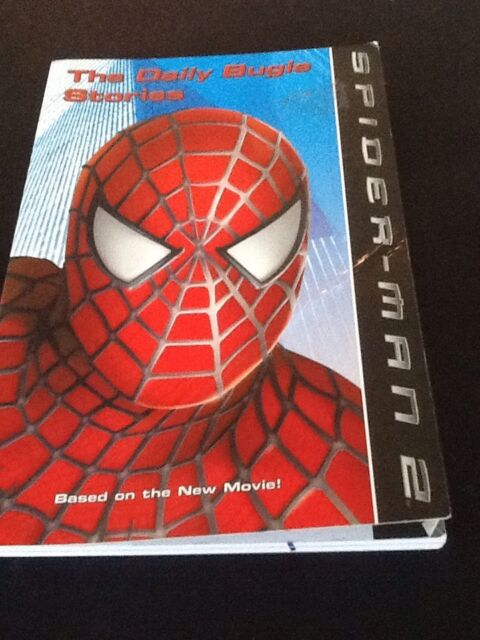 """Spiderman 2 """" The Daily Bugle Stories"""" Reader Suit Year 3-5 ISBN 9780007178155"""