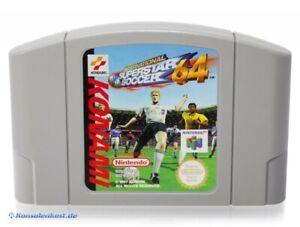 N64-Nintendo-64-Jeu-International-Superstar-Soccer-64-Module