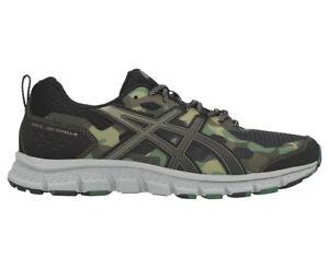 Details about ASICS Men's GEL Scram 4 Trail Running Sports Shoes BlackIrvine